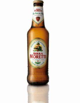 Birra Moretti berarie