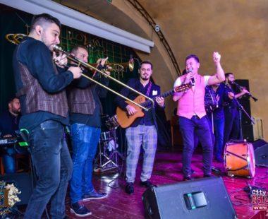 Concert Mahala Rai Banda, 25 Noiembrie 2017